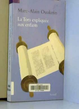 La Tora expliquée aux enfants