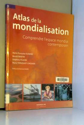 Atlas de la mondialisation...