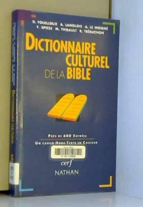 Dictionnaire culturel de la...