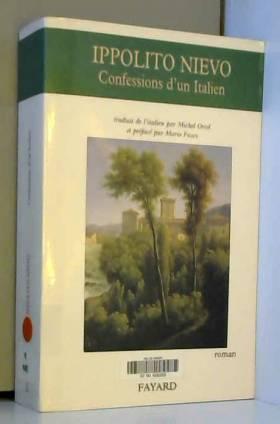 Confessions d'un italien