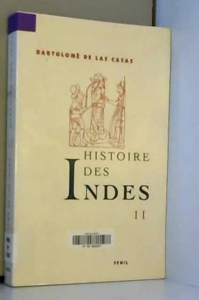 Histoire des Indes, tome 2