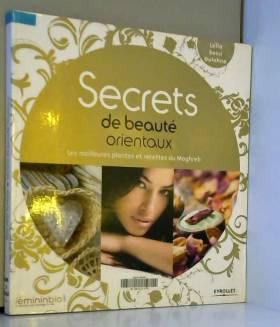 Secrets de beauté...