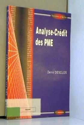 Analyse crédit des PME