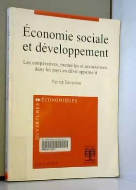 Economie sociale et...