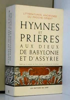 Hymnes et prières aux Dieux...