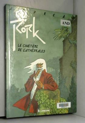Rork - tome 3 - Cimetière...