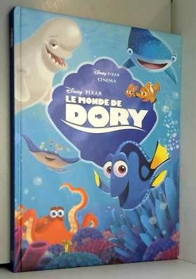 Le Monde de Dory, DISNEY...
