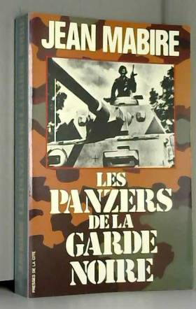 PANZERS DE LA GARDE NOIRE