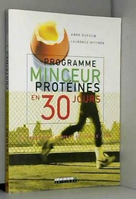 Programme minceur protéines...