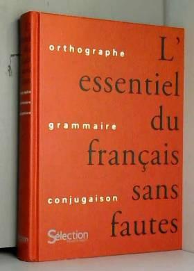 L'essentiel du français...