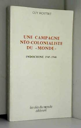 Une campagne...