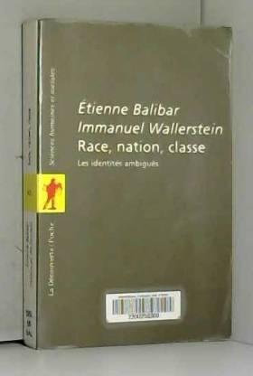Race, nation, classe : Les...