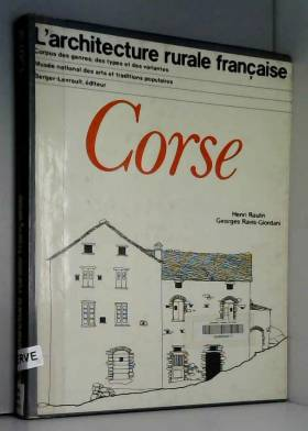 Corse (L'architecture...