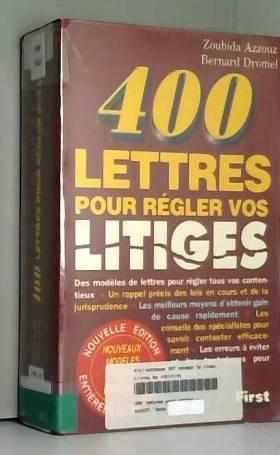 400 modèles de lettres pour...