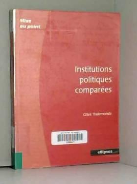 Institutions politiques...