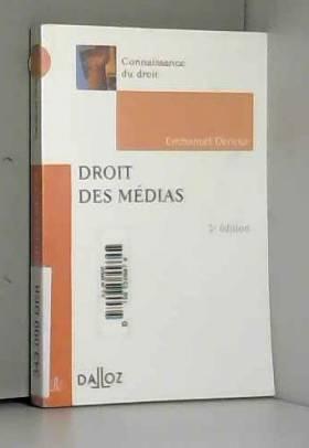 Droit des médias