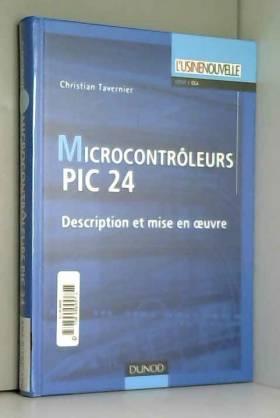 Les microcontrôleurs PIC 24...