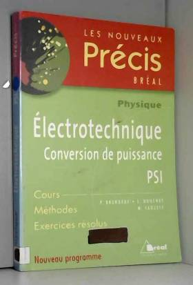 Electrotechnique PSI