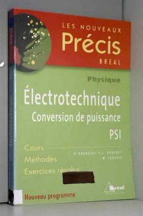 Electrotechnique PSI