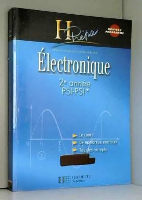 Electronique 2e année PSI-PSI*