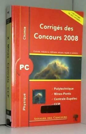 Physique et chimie PC :...