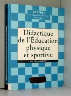 Didactique de l'éducation...
