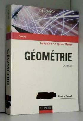 Géométrie - 2ème édition -...
