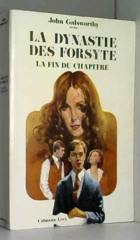 La Dynastie des Forsyte,...