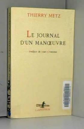 Le Journal d'un manoeuvre