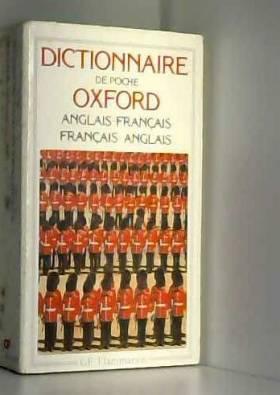 Dictionnaire Oxford :...