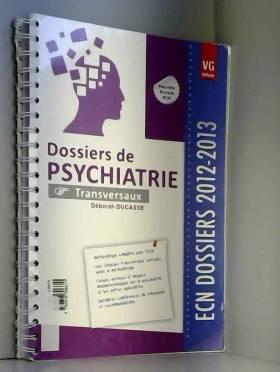 Dossiers de psychiatrie