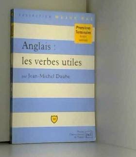 Anglais, les verbes utiles