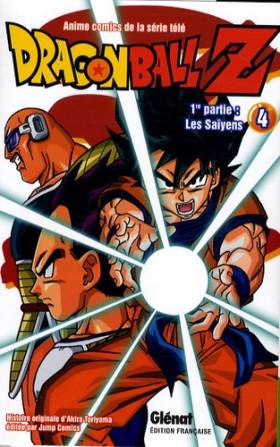 Dragon Ball Z, 1re partie :...