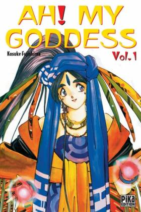 Ah ! My Goddess - Tome 01