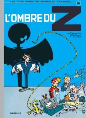 Spirou et Fantasio, tome 16...
