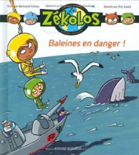 Baleines en danger !
