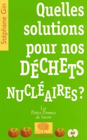 Quelles solutions pour nos...