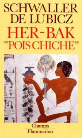 """Her-Bak """"Pois Chiche""""...."""