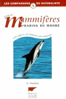 Guide des mammifères marins...