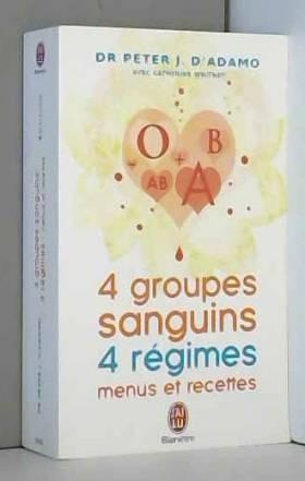 4 Groupes Sanguins, 4...