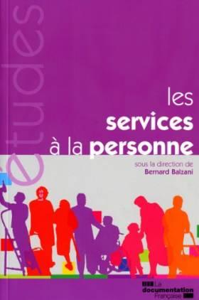 Les services à la personne...