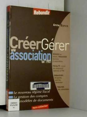 Créer gérer une association...