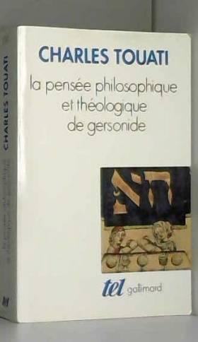 La Pensée philosophique et...
