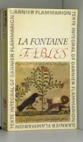 Jean de La Fontaine. Fables...