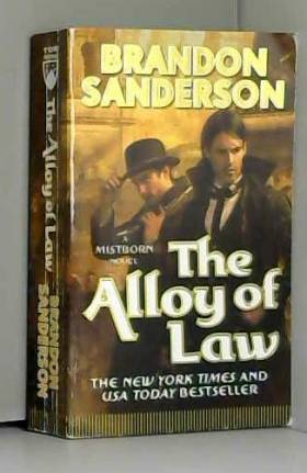 Mistborn 04. Alloy of Law
