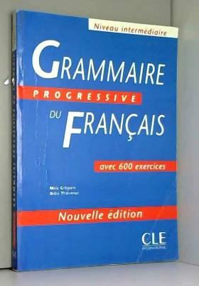 Grammaire progressive du...