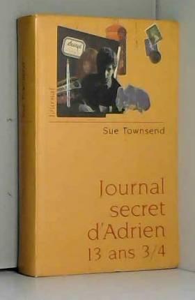 Journal secret d'Adrien, 13...