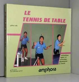 Le Tennis de table