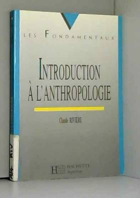 Introduction à l'anthropologie