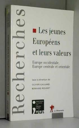 Les jeunes Européens et...